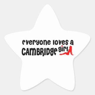 Adesito Estrela Todos ama uma menina de Cambridge