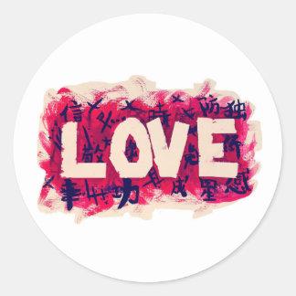 Adesivo Amor