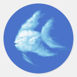 Adesivo Angelfish
