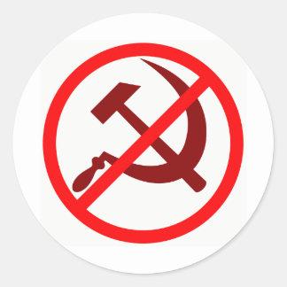 Adesivo Anticomunista