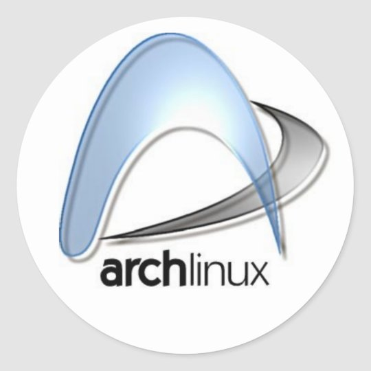 Adesivo archlinux
