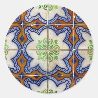 Adesivo Azulejos
