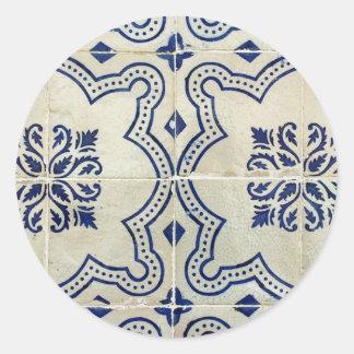 Adesivo Azulejos, Portuguese Tiles