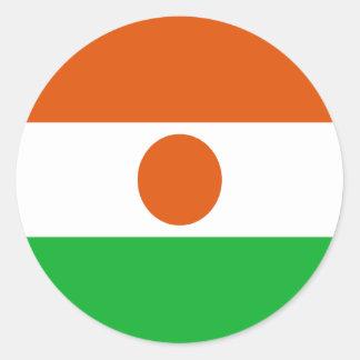 Adesivo Baixo custo! Bandeira de Niger