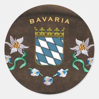 Adesivo Brasão de Baviera