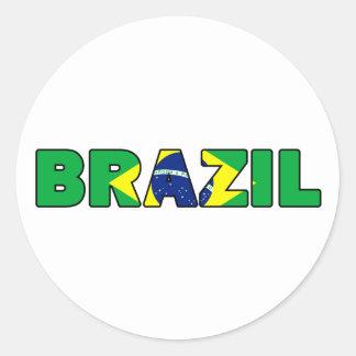 Adesivo Brasil