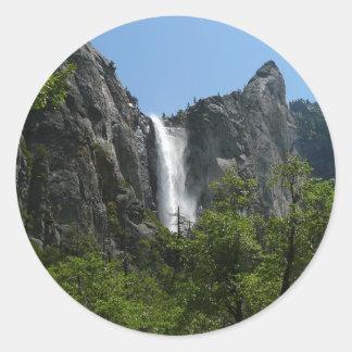 Adesivo Bridalveil cai no parque nacional de Yosemite