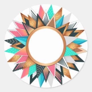 Adesivo círculo
