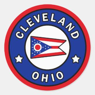 Adesivo Cleveland Ohio