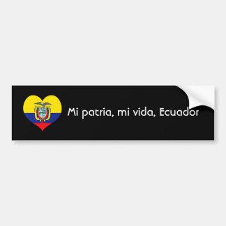ADESIVO DE PARA-CHOQUE