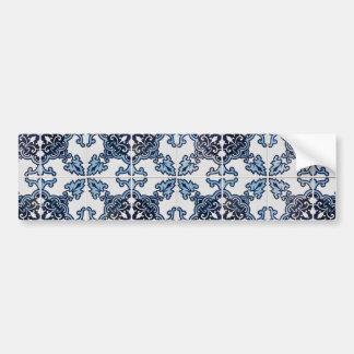 Adesivo De Para-choque Azulejos
