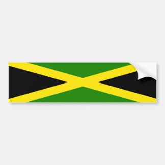 Adesivo De Para-choque Bandeira jamaicana