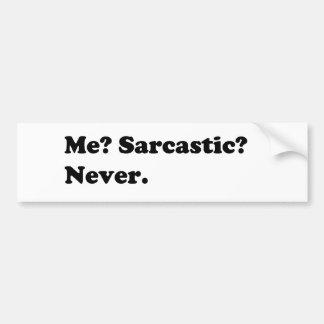 Adesivo De Para-choque Camisas engraçadas/sarcásticas, presentes,