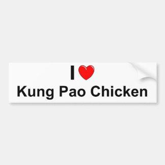 Adesivo De Para-choque Galinha de Kung Pao