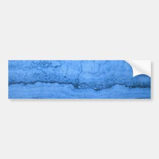 Adesivo De Para-choque Granito azul