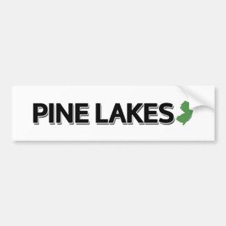 Adesivo De Para-choque Lagos pine, New-jersey