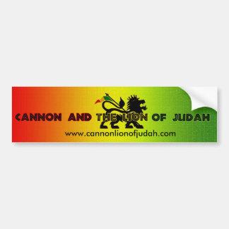 Adesivo De Para-choque Leão de Judah