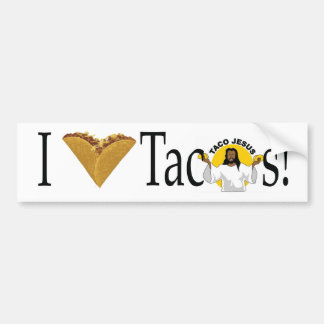 Adesivo De Para-choque Mim Tacos (do coração)