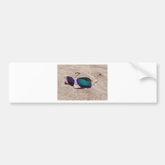 Adesivo De Para-choque Óculos de sol