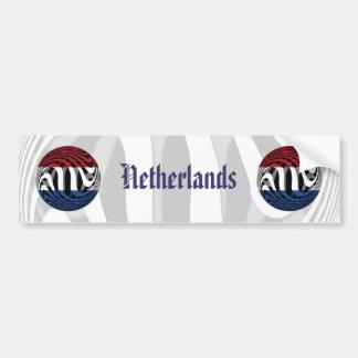 Adesivo De Para-choque Países Baixos #1
