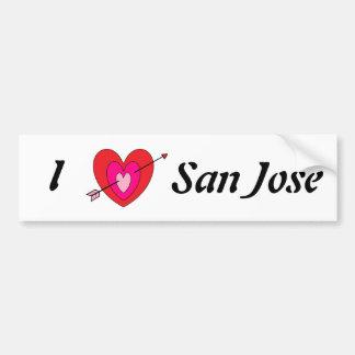 Adesivo De Para-choque Pára-choque Sticker* de San Jose