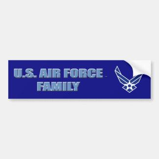 Adesivo De Para-choque U.S. Autocolante no vidro traseiro da família da