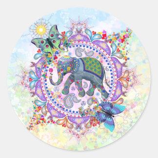 Adesivo Elefante sagrado
