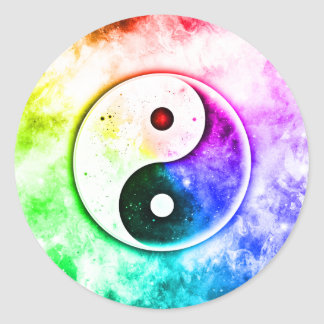 Adesivo Equilíbrio universal