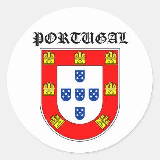 Adesivo Escudo Portugal