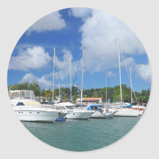 Adesivo Fort-de-France, Martinica