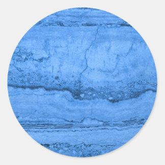 Adesivo Granito azul