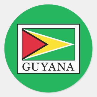 Adesivo Guyana