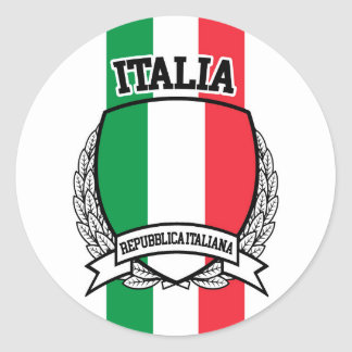 Adesivo Italia
