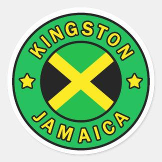 Adesivo Kingston Jamaica