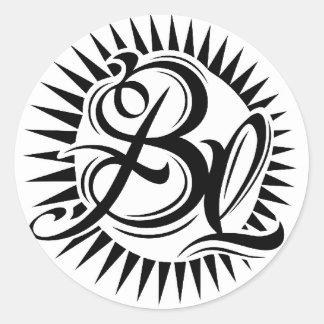 Adesivo Logo Insignia BL.