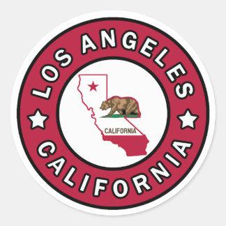Adesivo Los Angeles Califórnia