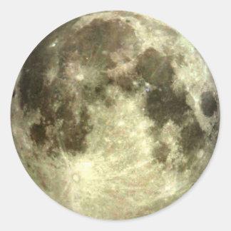 Adesivo Lua cheia