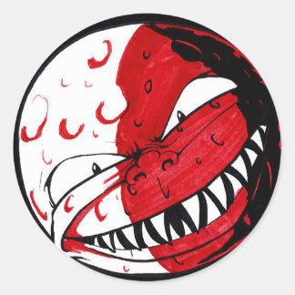 Adesivo Lua do sangue