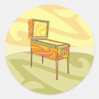 Adesivo Máquina de Pinball