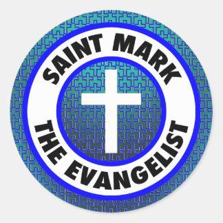 Adesivo Marca de santo o evangelista