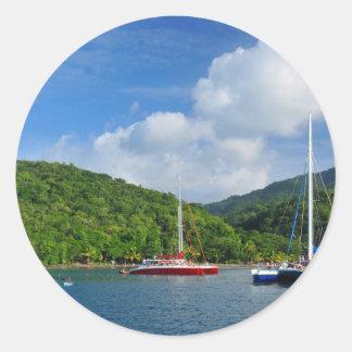 Adesivo Martinica