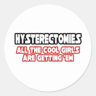 Adesivo Meninas legal das histerectomia…