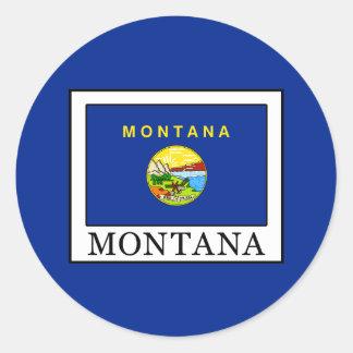 Adesivo Montana