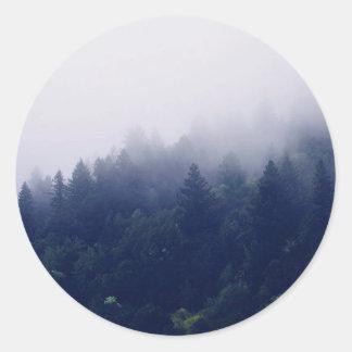 Adesivo Névoa da floresta