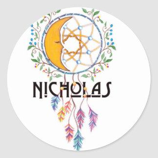 Adesivo Nicholas Dreamcatcher
