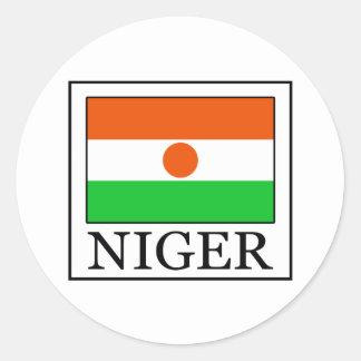 Adesivo Niger