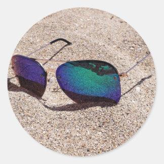 Adesivo Óculos de sol