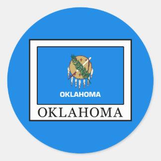 Adesivo Oklahoma