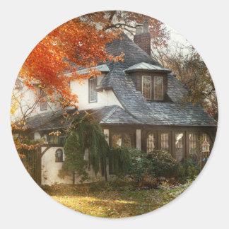 Adesivo Outono - em cada conto de fadas