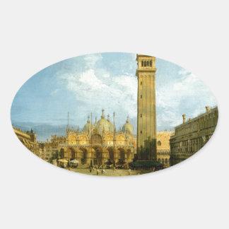 Adesivo Oval Veneza 1720
